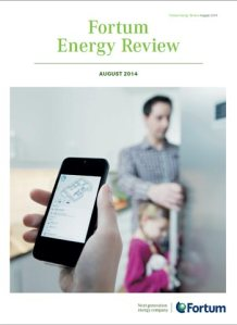 Fortum Energy Review, August 2014