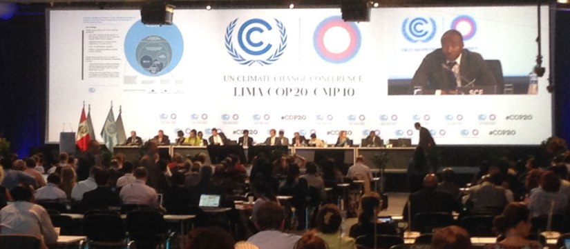 Lima roadshow over – the climate show goes on